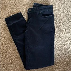 NWOT Paige Verdugo ankle skinny jeans
